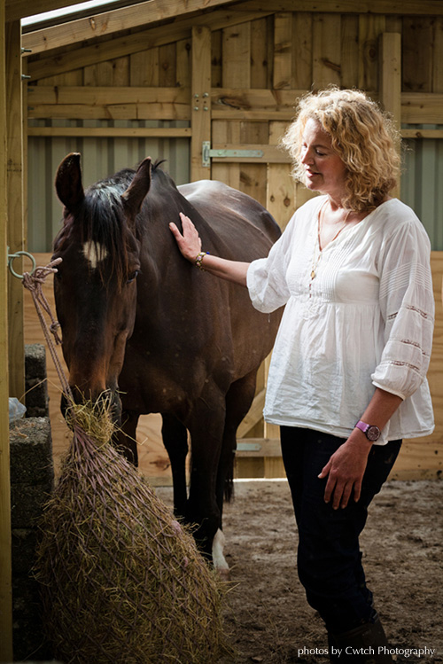 Animal Communication - Shayne and horses